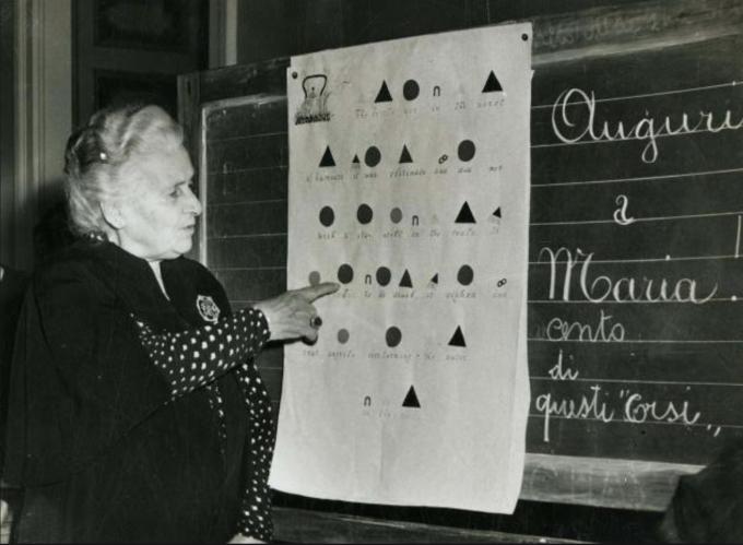 discoveries of dr maria montessori